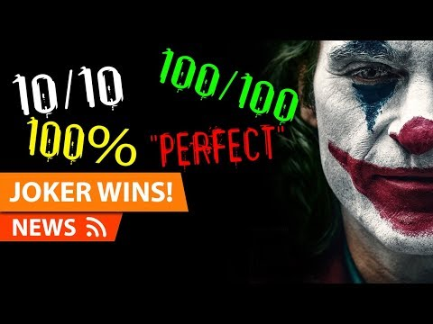 JOKER Is A PERFECT FILM According To Early Reviews
