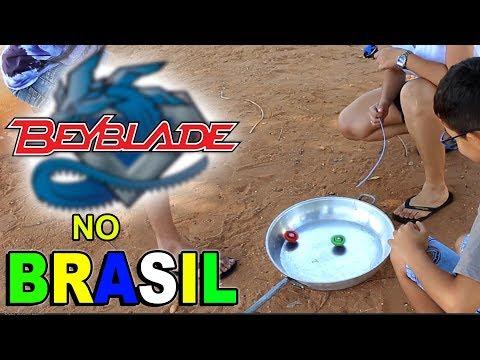 BEYBLADE NO BRASIL