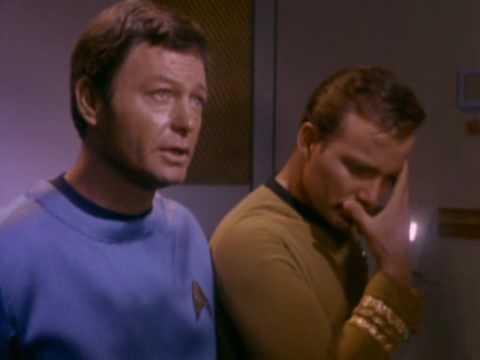 Star Trek Kirk/McCoy  The Corbomite Manoeuver