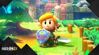 The Legend of Zelda: Link's Awakening (2019) -- recenzja