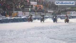 Popołudnie pełne atrakcji w ramach VII edycji Ice Racing Sanok Cup!