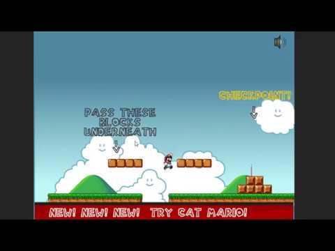 lets do UNFAIR MARIO? what i've done to super mario D: