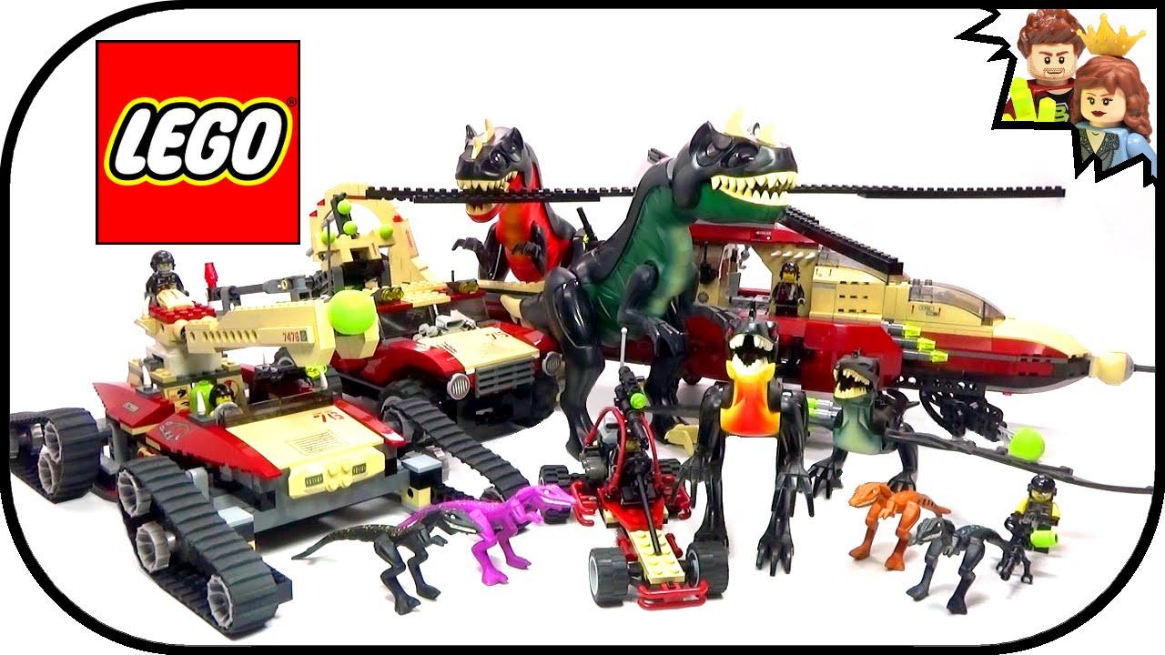LEGO Dino Attack Collection