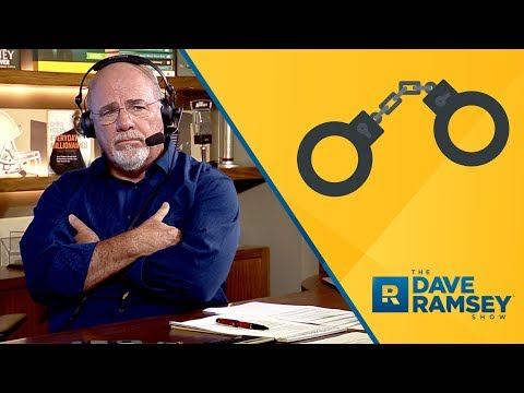 Are You Tired Of Being a Slave to Debt? - Dave Ramsey Rant