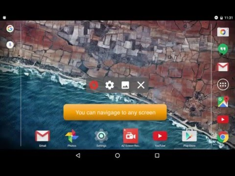 AZ Screen Recorder - No Root – Apps on Google Play