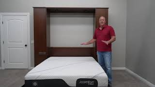 Scape Murphy Bed - Wilding Wallbeds