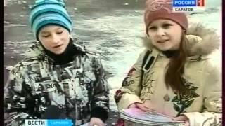 Прием макулатуры устраивают каждую пятницу в школах(Источник - http://gtrk-saratov.ru., 2012-03-26T11:53:00.000Z)