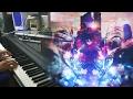 【Aimer】「Last Stardust」 を弾いてみた【Fate/Stay Night: UBW EP 20 Insert Song】(Piano)