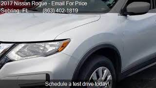 2017 Nissan Rogue AWD S for sale in Sebring, FL 33870 at All