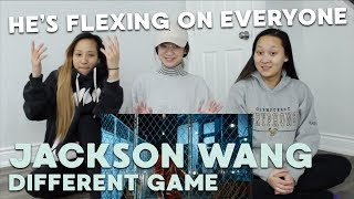 "MV REACTION | Jackson Wang (王嘉爾) ""Different Game"" ft. Gucci Mane"