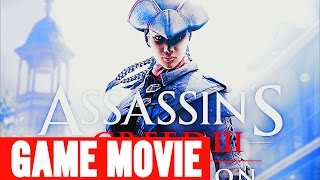 ASSASSIN'S CREED: LIBERATION HD - ALL CUTSCENES NO SUBTITLES - THE MOVIE [GAME MOVIE]