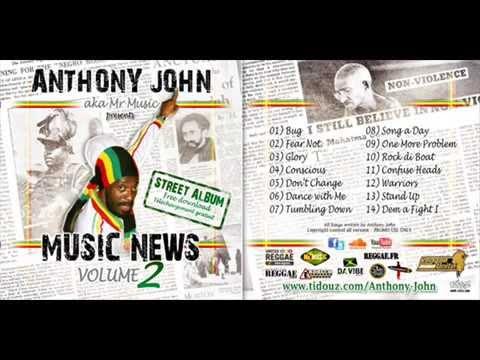 Anthony John - Don't Change