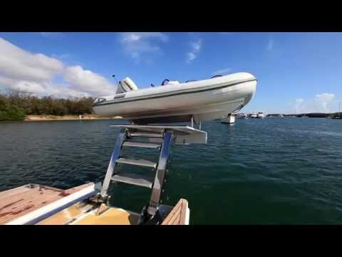 The Hudson Bay 50 Hydra Swim Platform