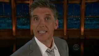 Late Late Show with Craig Ferguson  7/27/2010 Morgan Freeman, The Black Keys