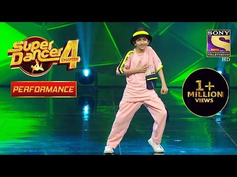 Amit मे दिखा Geeta Maa को सारे Choreographers की Jhalak | Super Dancer 4 | सुपर डांसर 4