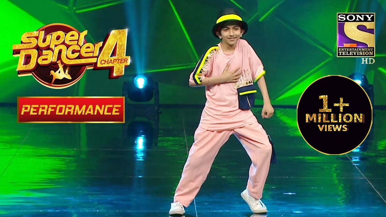 Download Amit मे दिखा Geeta Maa को सारे Choreographers की Jhalak | Super Dancer 4 | सुपर डांसर 4