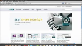 How to install ESET Smart Security in Ubuntu