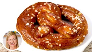 Professional Baker's Best Pretzel Recipe!