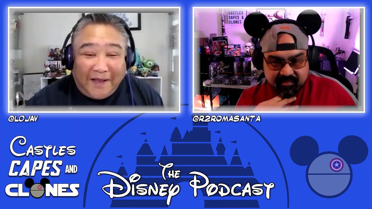 Castles, Capes & Clones Vlogcasts Episode 2