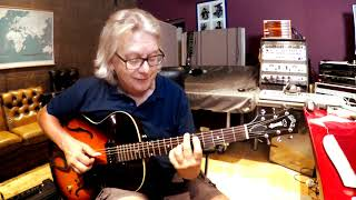 Ton E. plays Losing You by Randy Newman