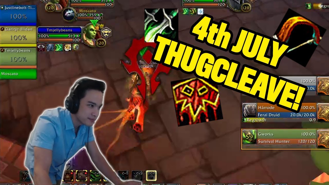 JELLY CELEBRATES 4TH JULY ON HIS HUNTER! THUGCLEAVE WITH CARL! | The Move