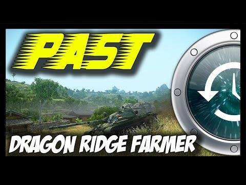 ► World of Tanks: Past - Dragon Ridge Farmer T-62A - Patch 8.1 [NEW SERIES!]