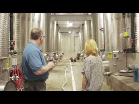 A Visit to Stone Hill Winery