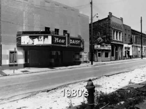 Beale Street: Then and Now