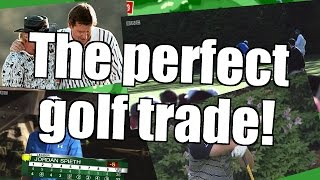 Peter Webb, Bet Angel - The perfect golf trade