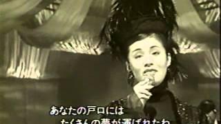 モナ・リザ MONA LISA 大地真央 Daichi Mao.
