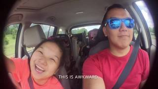 VLOG | Running errands with the kids.