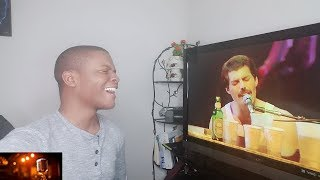 "Queen - ""Somebody To Love"" 1981 Montreal (REACTION) Video"