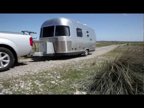 Perfect Summer: Touring Hebrides 2012 in an Airstream. Music by SKERRYVORE