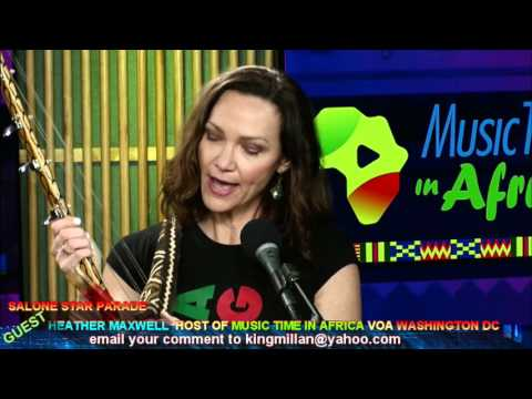 KING MILLAN SALONE STAR PARADE SLBC GUEST  HEATHER MAXWELL mp4