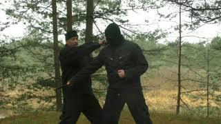 Вадим Старов Ножевой бой Спецназа и Боевая Самооборона