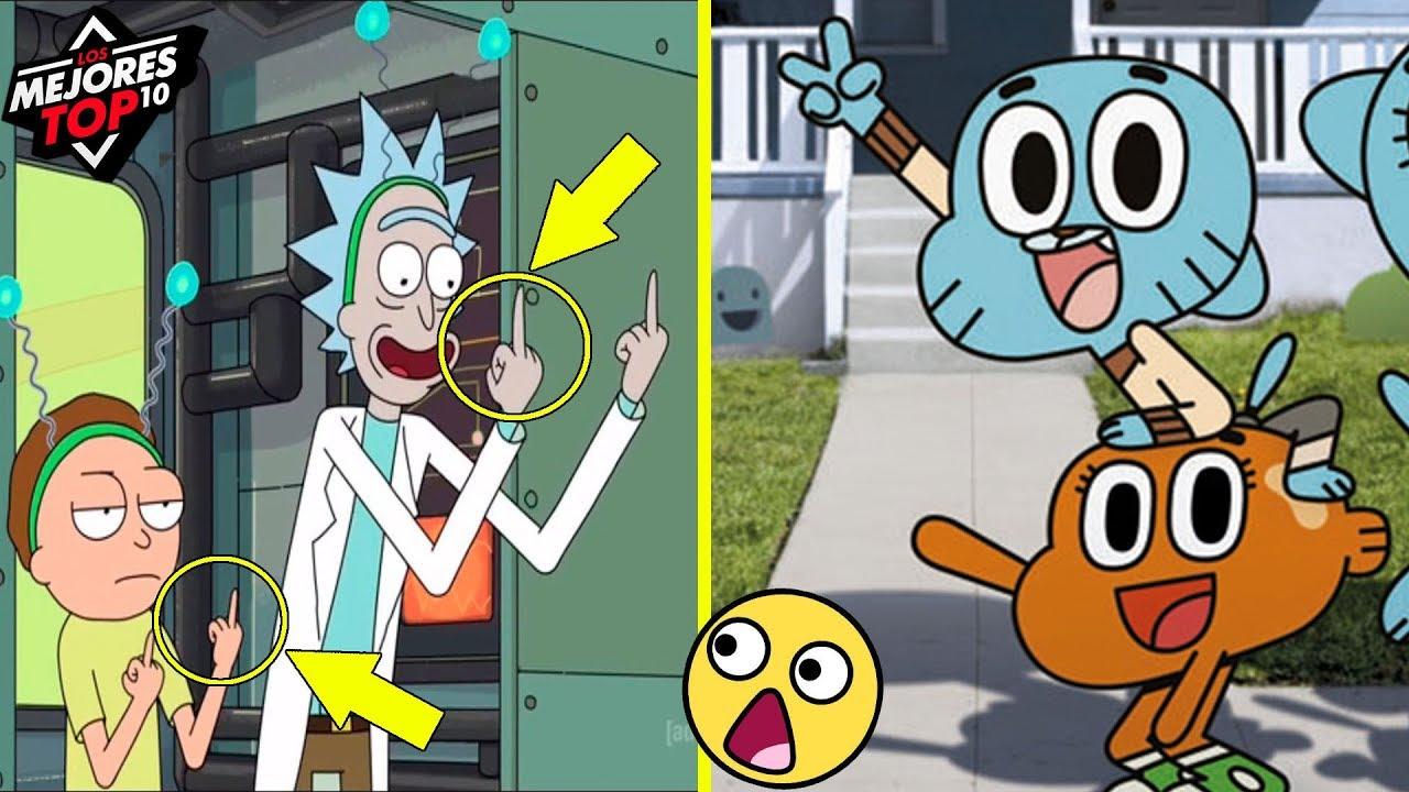 Series Y Dibujos Animados Que Los Niños No Deberían Ver Youtube
