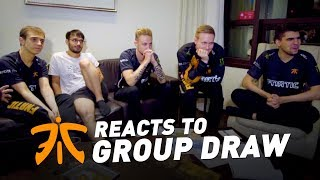 The Live Reaction | Worlds 2018 Group Draw