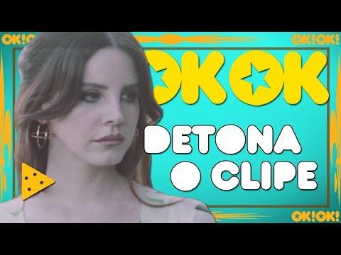 O mustang branco da Lana del Rey | OKOK Detona o clipe