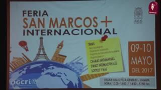 Tema: Feria San Marcos+Internacional