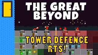 The Great Beyond - Base Space Raiders - Tower Defence Real Time Strategy Game