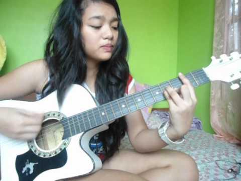 ako'y sayo at ika'y akin lamang (guitar cover) - AllaineJaen