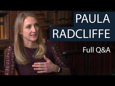 Paula Radcliffe | Full Q&A | Oxford Union