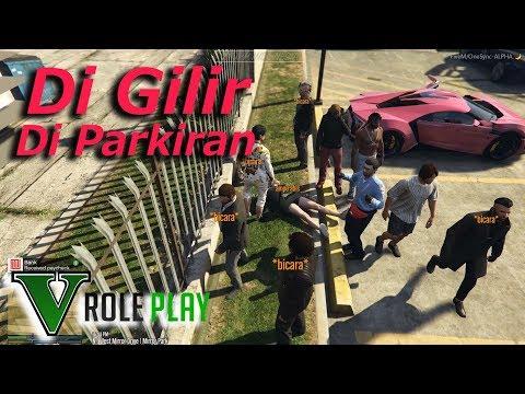 VIRAL !!! ABG Di Gilir Di Parkiran !! ( GTA V Roleplay Indonesia Part 1 )