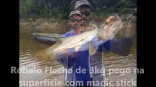 Pescaria e Acampamento no Rio Mucuri-BA (Robalos Peva e Flecha)