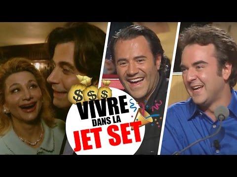 Quelle vie dans la Jet Set? (avec José Garcia et Bruno Solo) - Ça se discute