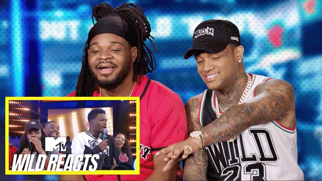 Download Wild 'N Out Cast Reacts To Deleted Scenes & Sh*t You Didn't See 🎬 😂 Wild Reacts