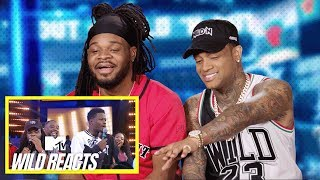 Wild 'N Out Cast Reacts To Deleted Scenes & Sh...
