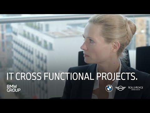 Teamleiterin IT im Bereich Cross Functional Projects bei der BMW Group