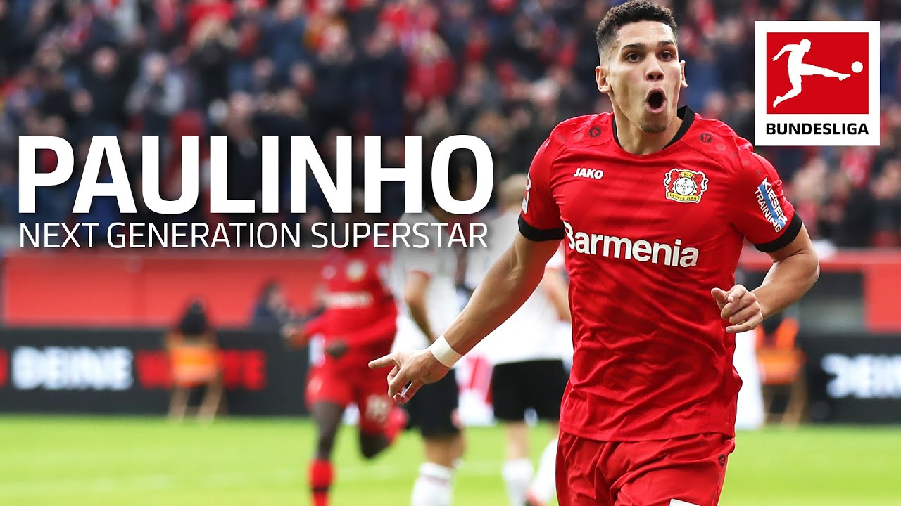 Paulinho - Bayer Leverkusen's Next Generation Superstar