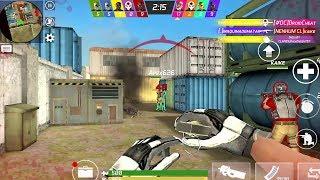 MaskGun Multiplayer FPS - Free Shooting Game Android Gameplay #3 #DroidCheatGaming screenshot 4